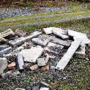 OTHER: GRANITE STONE APPROX 100 PIECES OF GRANITE IN VARYING SIZES 2FT LONG- 4 FT LONG 10INCHES - 24 INCHES 3 INCHES - 16 INCHES