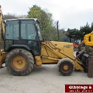 FORD 655D BACKHOE LOADER