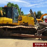 NEUER HOLLAND D180 BULLDOZER