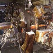 "8"", ACME GRIDLEY, RPA8, MANDRELS, GEARS, DBL. INDEX"