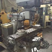 SERIES II BRIDGEPORT VERTICAL MILL 4 HP
