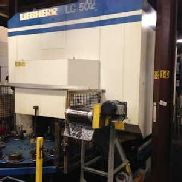 LC502 LIEBHERR 6-AXIS CNC GEAR HOBBER Reacondicionado / Recontrolado 2007