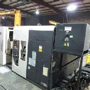 MAZAK MAZATECH FH6800 CNC HORIZONTAL MACHINING CENTER, 2007