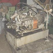 FAUVER, MODEL NO. 3B-20-5-0, HYDRAULIC POWER UNITS - 6 IN STOCK.2