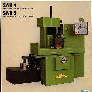 Surface Grinding Machine ELB SWH 5 NC-K