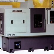 CNC Turning- and Milling Center GREENWAY HCS-32B