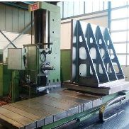 Table Type Boring and Milling Machine TOS WHN 13.8