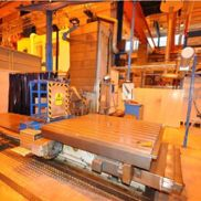 Table Type Boring and Milling Machine Schiess BF 160 T 16