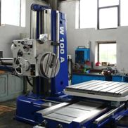 Table Type Boring and Milling Machine TOS Varnsdorf W 100 A