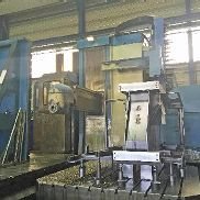 Travelling column milling machine SORALUCE FL 6000