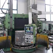 CNC-Vertical Turret Lathe - Single Col. TITAN SC 17