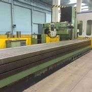 Travelling column milling machine MECOF CS 83/G
