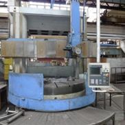 Vertical Turret Lathe - Double Column TITAN Sc 27 Cnc