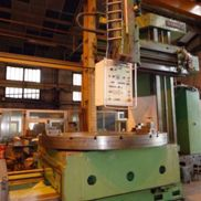 Vertical Turret Lathe - Single Column DORRIES SDE 280/V5