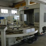 Machining Center - Horizontal DAEWOO HM 800