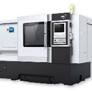 Torno CNC - Tipo de cama inclinada DMTG DL 30-M x 1000 mm