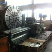 Facing Lathe POREBA TZG-250A