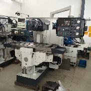 Knee-and-Column Milling Machine - univ. KRAFT MU-46S