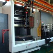 CNC-Vertical Turret Lathe - Single Col. KRAFT VL-2500ATC+C