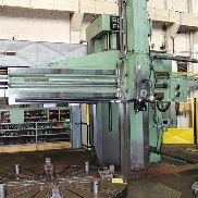 Vertical Turret Lathe - Single Column FRORIEP 6 KEX