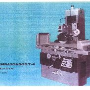 Surface Grinding Machine ELB Ambassador 7/4 VA I-Z