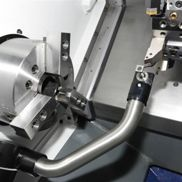 Torno CNC - Tipo de cama inclinada KRAFT TC-2000L