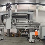 Vertical Turret Lathe - Double Column KRAFT YS-VL-5000