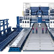 Double Column Milling M/C - Gantry Type KRAFT SD(W)-24|SD(W)-28|SD(W)-32