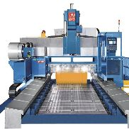 Double Column Milling M/C - Gantry Type KRAFT HDT-18|HDT-21|HDT-24