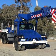 2003 FRANNA AT20 AWD Franna Type Crane