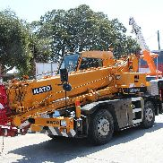 2013 KATO MR130Ri City Crane