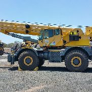 2008 GROVE RT890E Rough Terrain Crane