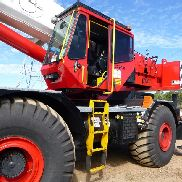 2008 GROVE RT760E Rough Terrain Crane