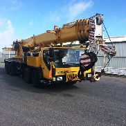 2007 XCMG QY50 Mobile Hydraulic Truck Crane