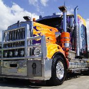 2008 KENWORTH T908 Trucks & Trailer
