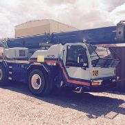2004 DEMAG AC35 All Terrain Crane