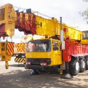 1988 PPM C1180 All Terrain Crane