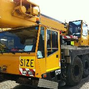 1994 DEMAG AC 155 All Terrain Crane