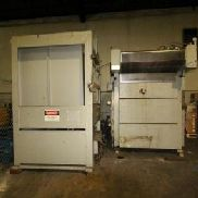 Alvey 800 Palletizer. SN: 01-K23538. Machine removed from service.