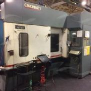 Cincinnati Model HPC-630XT Horizontal Machining Center. Serial #KB00D03990010. Siemens Acramatic 2100 controls. Cat 50 t ...