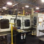 Tschudin Cylindrical CNC Grinder Model- PL-155, Serial# 0243, New 2000 Upgraded with Usach Controls. Barnes Magnetic & F ...