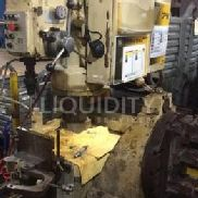"1 ciascun modello Donau Radial Drill DR 23, Serial # 2180-5. 6 ""Colonna Diametro, 42"" x 15.5 ""Tabella. 3250 Top RPM Sp ..."