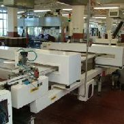 1984 Solid/Recipe Chocolate Bar Moulding Line - Mfg. serial no. Line 2. Complete line. Chocolate system consisting of 2 ...