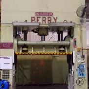 Spotting Press Perry; Single Action Hydraulic; Model: HS-150-108-60; Capacity: 150 Tonne; DOM: 1960's; Serial Number: 15 ...