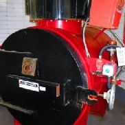 Techtrol Incinerator Includes 2 x Riello Burners, model 40, Installed in 2006