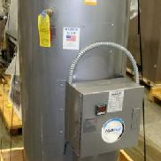 Hubbell mdl D65-0-36SST4 Electric DI Water Heater, sn:D1554D, Storage Capacity 65 Gallons, Rated 36KW, 43Amps, 480V, 3PH ...
