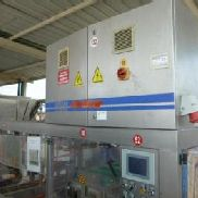 Yilmaz Makina DKR 1000/1500 Mfg. Serial # 80950205001. Places 4 x 2 (8) pots to a tray - Note machine removed and stored ...