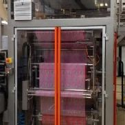 2013 Inever 2013 Mfg. Serial # 30003041. FFS Filler L35 Inever - Stickpack filler machine