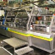 1994 ARIES 9408 Mfg. Serial # 9408-001. Overwrapper / suremballeuse DO30 - capacity: 186 packs/mn, transfer from right t ...