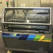 1994 ARIES 7472 Mfg. Serial # 9472-001. Diverger / divergeur DO30 - capacity: 186 packs/mn, Schneider automation